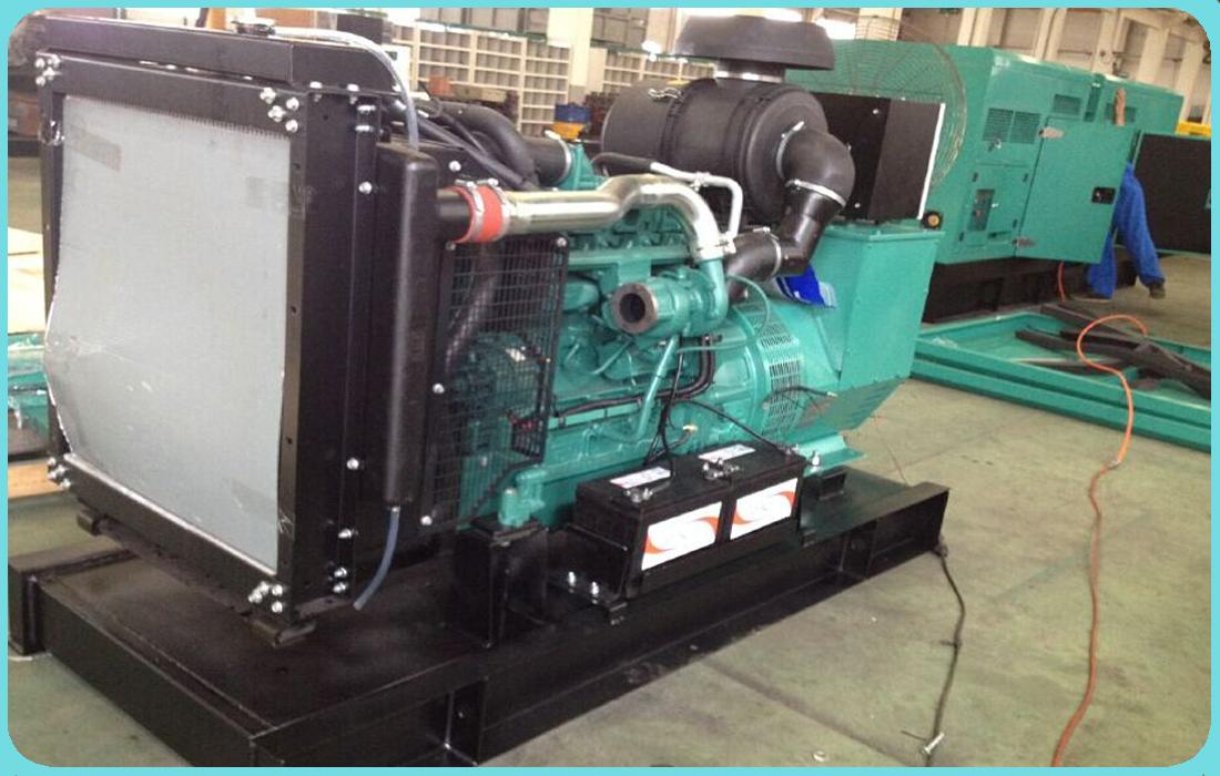 珀金斯动力100kw沃尔沃柴油发电机组发往云南