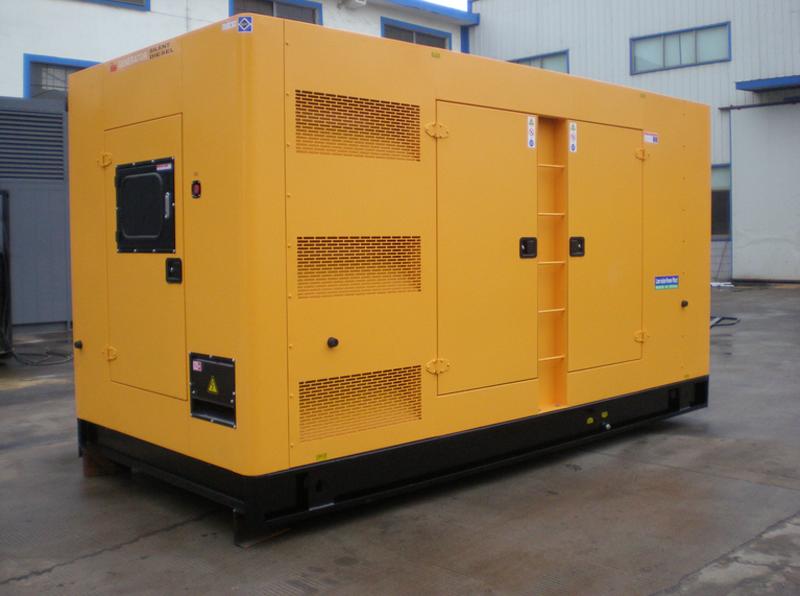 静音柴油发电机组的维修保养