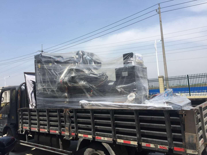 发货篇—400千瓦柴油发电机组发货至湖北武汉市