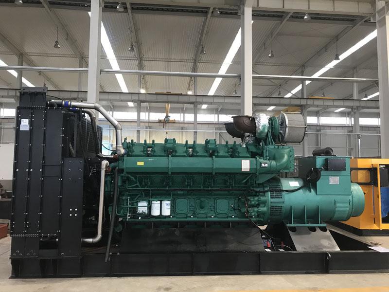 柴油发电机组需要定期保养维护!