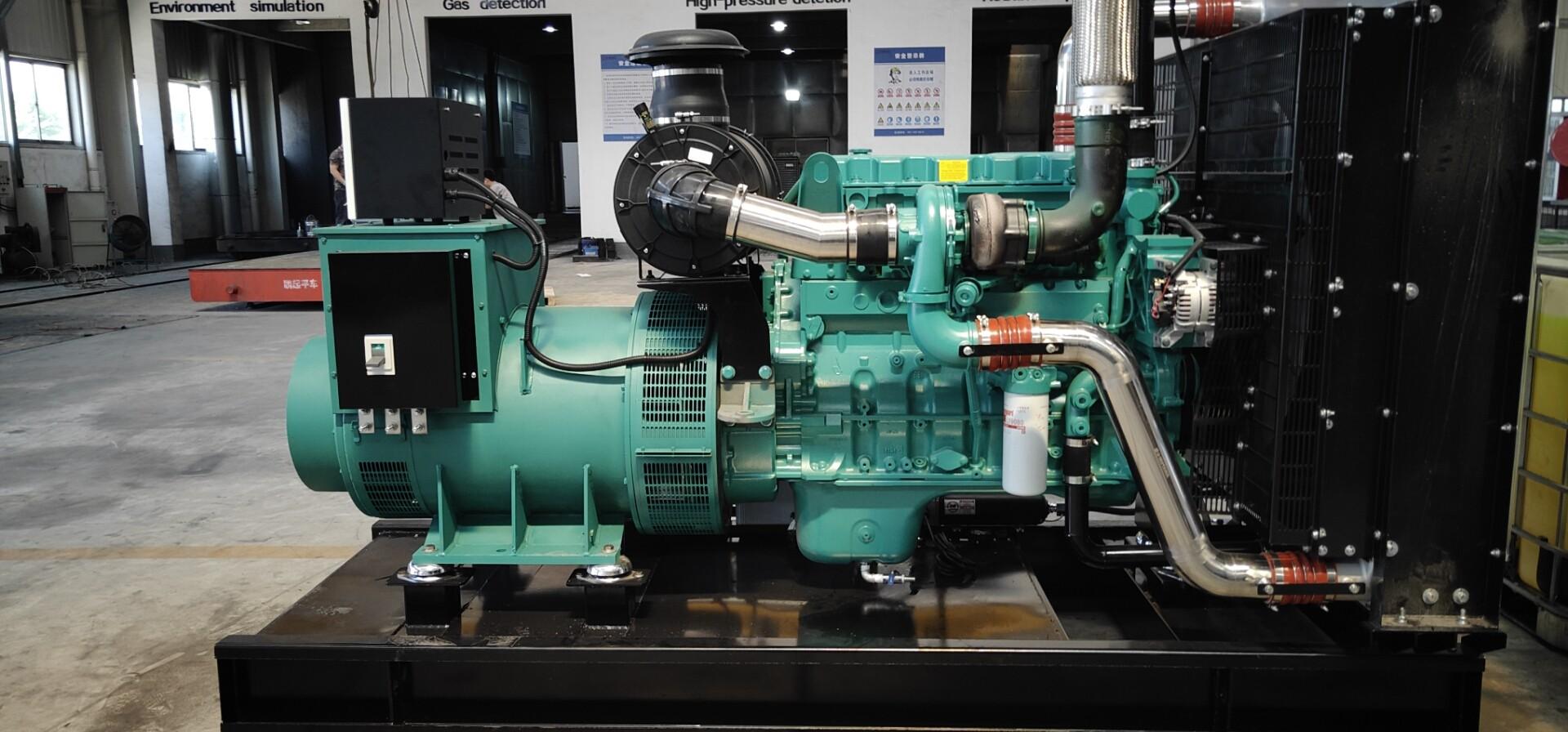 柴油发电机组运行多长时间要进行一次保养?