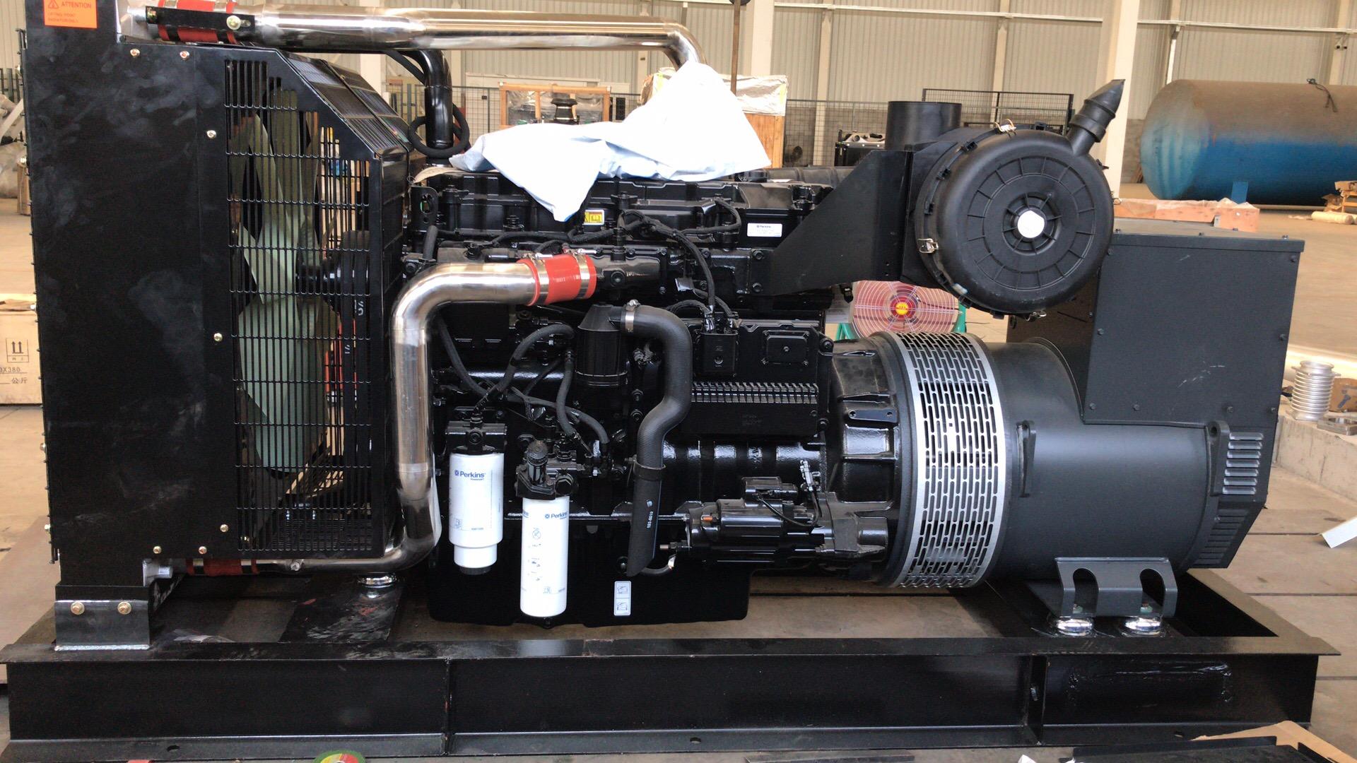 高配组合;帕金斯发动机+美奥迪发电机,待装车发货