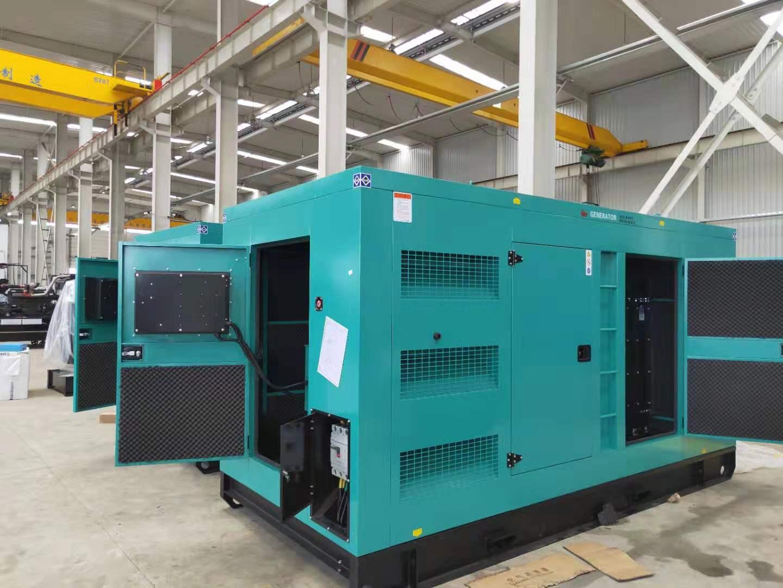 静音系列柴油发电机组