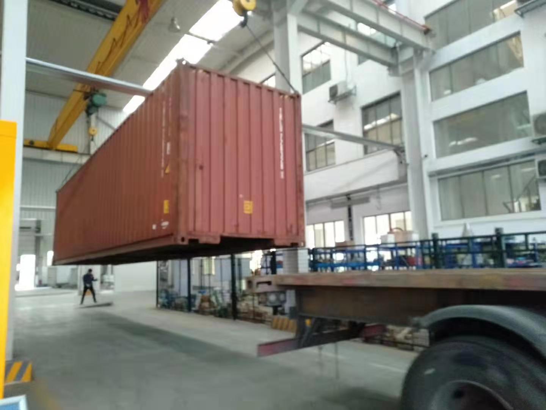 一批康明斯发电机组发往卢旺达,感谢客户信任