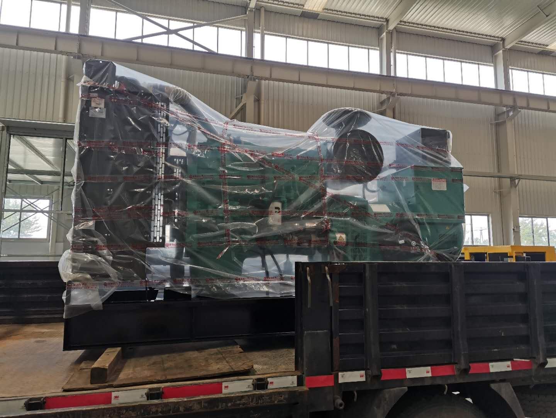 250千瓦重康柴油发电机组出货中